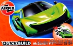 AIR-J6021 McLaren P1 - Green (Lego assembly)