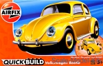 AIR-J6023 VW Beetle - Yellow (Lego assembly)