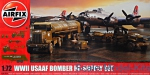AIR06304 WWII USAAF bomber re-supply set (5 models in box)