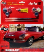 "AIR55200 Gift set Jaguar ""E"" Type"