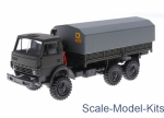 AMA432017 Kamaz, dark gray awning