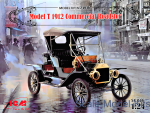 ICM24016 Model T 1912 Commercial roadster, American car