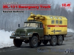ICM35518 Soviet vehicle ZiL-131, Emergency service