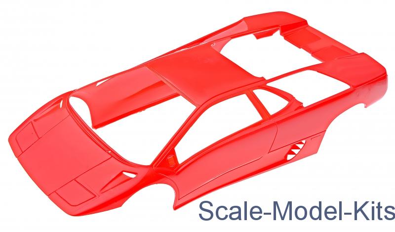 Italeri Lamborghini Diablo Plastic Scale Model Kit In 1 24 Scale