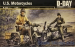 IT0322 U.S. Motocyckes WWII