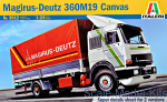 IT3912 Magirus-Deutz 360M19 Canvas