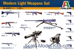 IT6421 Modern light weapons set