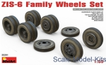 MA35201 Family wheels set for ZIS-6
