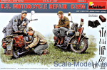 MA35284 U.S. Motorcycle Repair Crew (Special Edition)