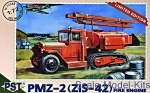 PST72048 PMZ-2(ZiS-42) fire-engine