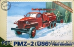 PST72049 PMZ-2(US 6) fire-engine