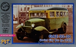 PST72082 GAZ-03-30 Soviet city bus, 1933