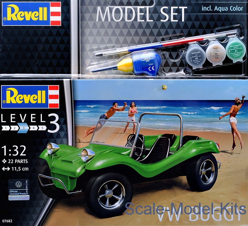 Model Set - VW Buggy