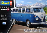 RV07009 VW T1 Samba Bus