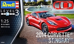 RV07060 Corvette Stingray C7 2014