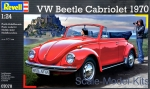 RV07078 VW Beetle Cabriolet 1970