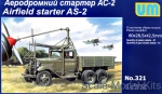 UM321 Airfield starter AS-2 on GAZ-AAA chassis