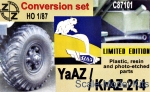 ZZ-C87101 YaAZ/KrAZ-214 (conversion set)