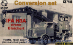 ZZ-C87106 Conversion set. IFA H3A Crane Bleichert
