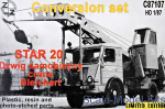 ZZ-C87107 Conversion set. STAR 20 Crane Bleichert
