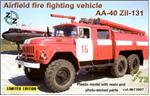 ZZ72007 AA-40 ZiL-131 airfield fire fighting vehicle
