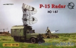 ZZ87031 P-15 Soviet radar vehicle